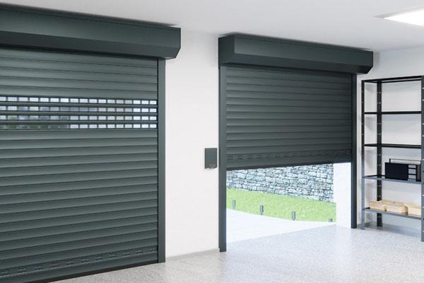Brama rolowana garażowa GUARD 77
