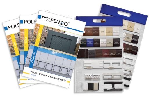 vzorníky a katalogy pro jednodušší prodej