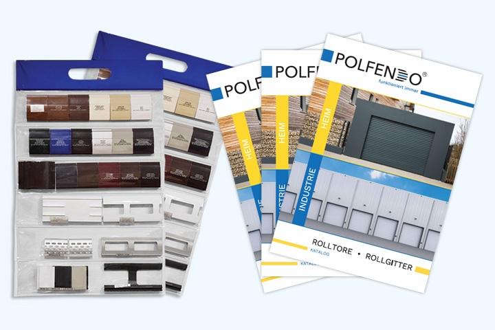 Muster und Kataloge, um einfacher zu verkaufen