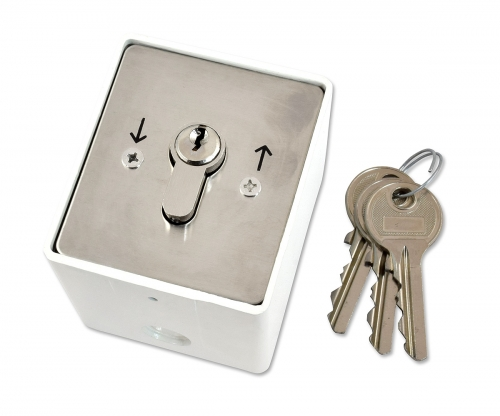 Łącznik kierunkowy kluczykowy natynkowy