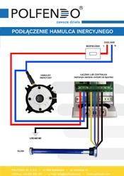 Podłączenie hamulca inercyjnego 2