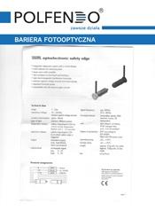 Bariera fotooptyczna