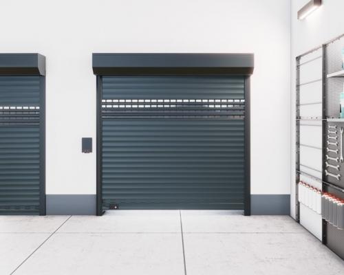 Brama garażowa 3