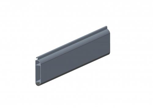 listwa dolna aluminiowa 52, 55