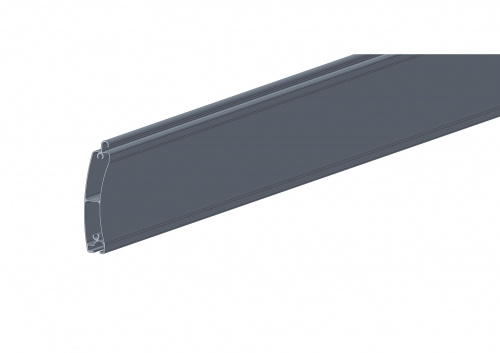 listwa górna aluminiowa 77