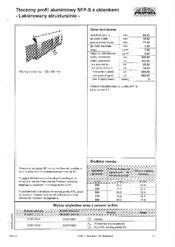 Schematy elementów bram i krat rolowanych