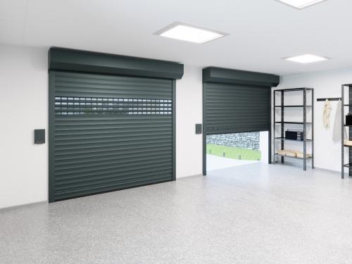 Brama garażowa 1