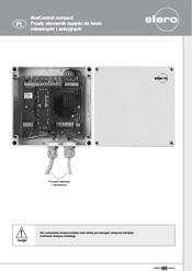 Instrukcja centrali Box Compact Elero