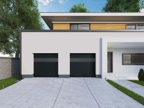 Brama garażowa 2