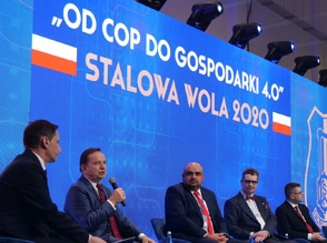 "Polfendo at the Polish Economic Exhibition: ""From COP to Economy 4.0"" Stalowa Wola 2020"