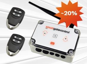 Neu bei Polfendo - die Roller Smartgatecontrol -Zentralsteuerung