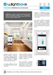 Smart white LED dimmer