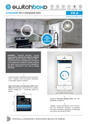 Smart switch for two 230 V devices