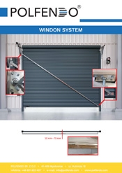 Montage von Windon-System