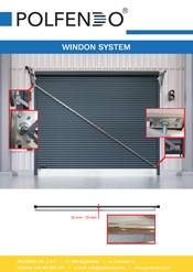 Instrukcja montażu Systemu Windon
